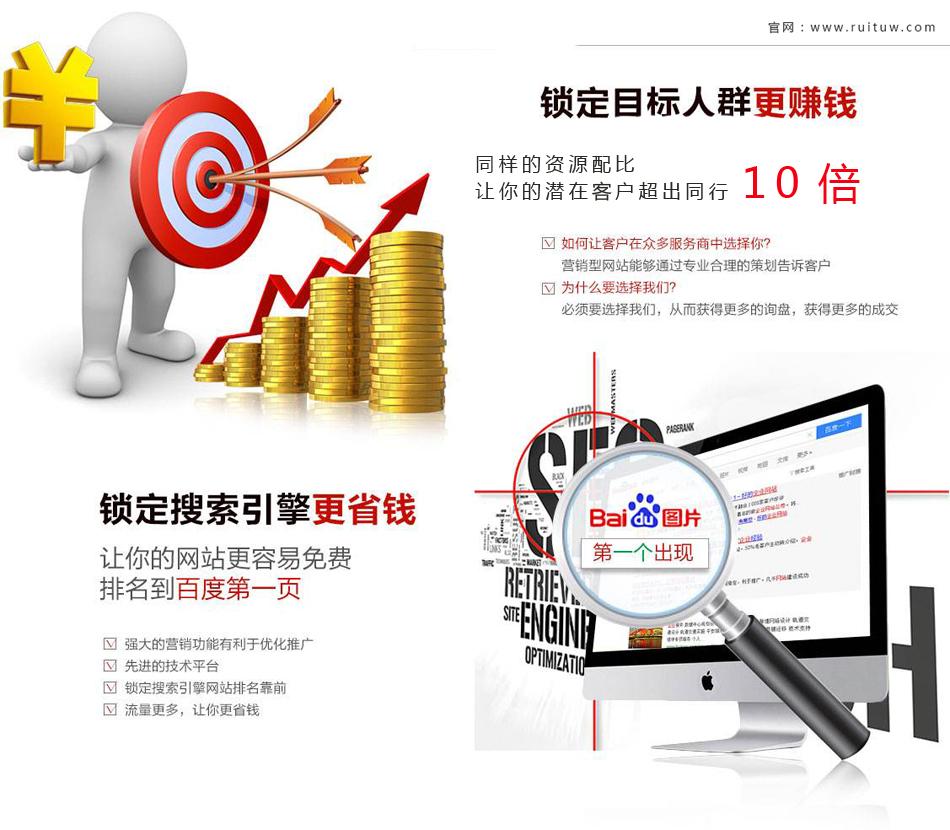 网站优化|关键词优化|锐途网站托管代维护|网站排名优化